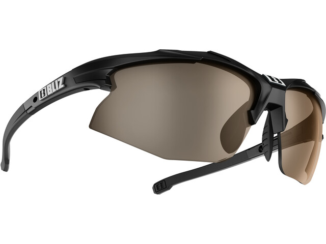Bliz Hybrid M15 Brille matt black/pol brown